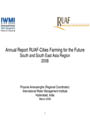 Annual report RUAF - Cities farming for the future, South and South East Asia Region, 2008 (12/17/2009)