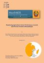 Monitoring and evaluating agricultural growth, trade, and poverty in Mozambique (9/24/2012)