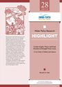 Gender equity, water and food security in drought prone areas: a case study of Odisha and Gujarat [India] (12/3/2012)