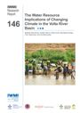 The water resource implications of changing climate in the Volta River Basin [Africa] (12/13/2012)