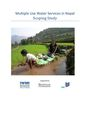 Multiple use water services in Nepal scoping study (1/7/2013)