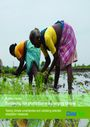 Sustaining rice production in a changing climate: testing climate uncertainties and validating selected adaptation measures. Policy manual, Climarice II Project (2/8/2013)