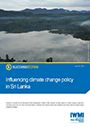 Influencing climate change policy in Sri Lanka (4/24/2013)
