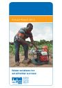 IWMI Annual report 2012 (8/2/2013)