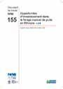 Opportunites d'investissement dans le forage manuel de puits en Ethiopie. In French (5/8/2014)