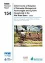 Determinants of adoption of rainwater management technologies among farm households in the Nile River Basin (5/12/2014)