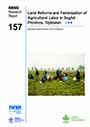 Land reforms and feminization of agricultural labor in Sughd province, Tajikistan (6/25/2014)