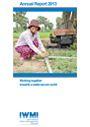IWMI Annual report 2013 (8/20/2014)