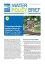 Promoting productive gendered spaces for adapting to climatic stress: two case studies from rural Bangladesh (12/19/2014)