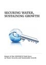 Securing water, sustaining growth. Report of the GWP/OECD Task Force on Water Security and Sustainable Growth (5/23/2017)