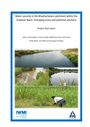 Water security in the Bhadrachalam catchment within the Godavari Basin: emerging issues and potential solutions. Project final report (6/11/2015)