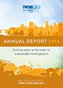 IWMI Annual report 2014 (6/26/2015)