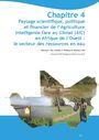 Paysage scientifique, politique et financier de l'Agriculture Intelligente face au Climat (AIC) en Afrique de l'Ouest : le secteur des ressources en eau. In French (7/9/2015)