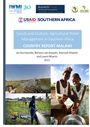 Trends and Outlook: Agricultural Water Management in southern Africa. Country report - Malawi. [Project report submitted to United States Agency for International Development's (USAID's) Feed the Future Program] (2/11/2016)