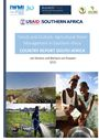 Trends and Outlook: Agricultural Water Management in southern Africa. Country report - South Africa. [Project report submitted to United States Agency for International Development's (USAID's) Feed the Future Program] (2/11/2016)