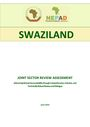 Advancing Mutual Accountability through Comprehensive, Inclusive, and Technically Robust Review and Dialogue: Joint sector review assessment. Swaziland (5/11/2016)