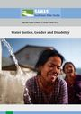 Water justice, gender and disability (8/25/2017)