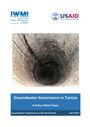 Groundwater governance in Tunisia. A Policy White Paper (11/28/2017)
