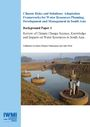 Review of climate change science, knowledge and impacts on water resources in South Asia. Background Paper 1 (5/14/2019)