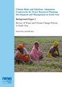 Review of water and climate change policies in South Asia. Background Paper 2 (5/14/2019)