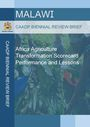 Africa agriculture transformation scorecard performance and lessons for Malawi (7/31/2019)