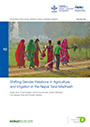 Shifting gender relations in agriculture and irrigation in the Nepal Tarai-Madhesh (12/16/2020)