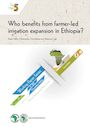 Who benefits from farmer-led irrigation expansion in Ethiopia? (11/30/2020)
